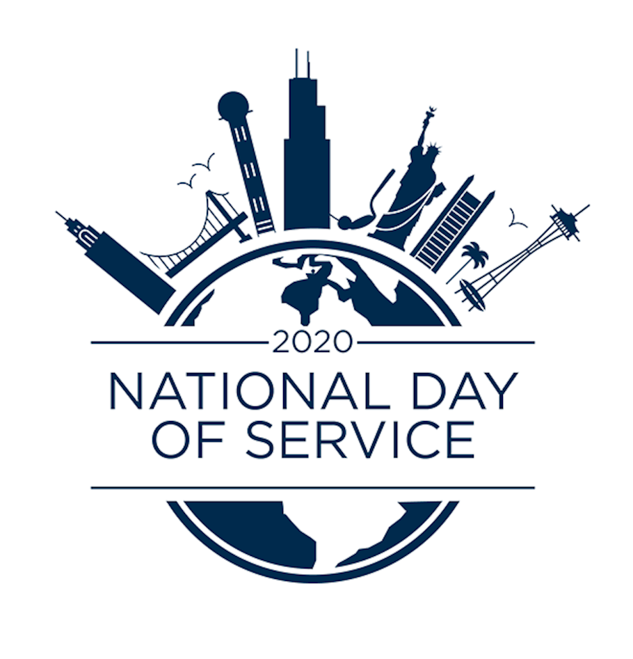 Taking National Day of Service 2020 Virtual