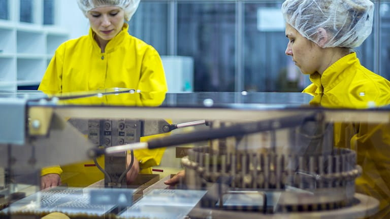 Global healthcare supplier increases product output and decreases labor hours through operations overhaul