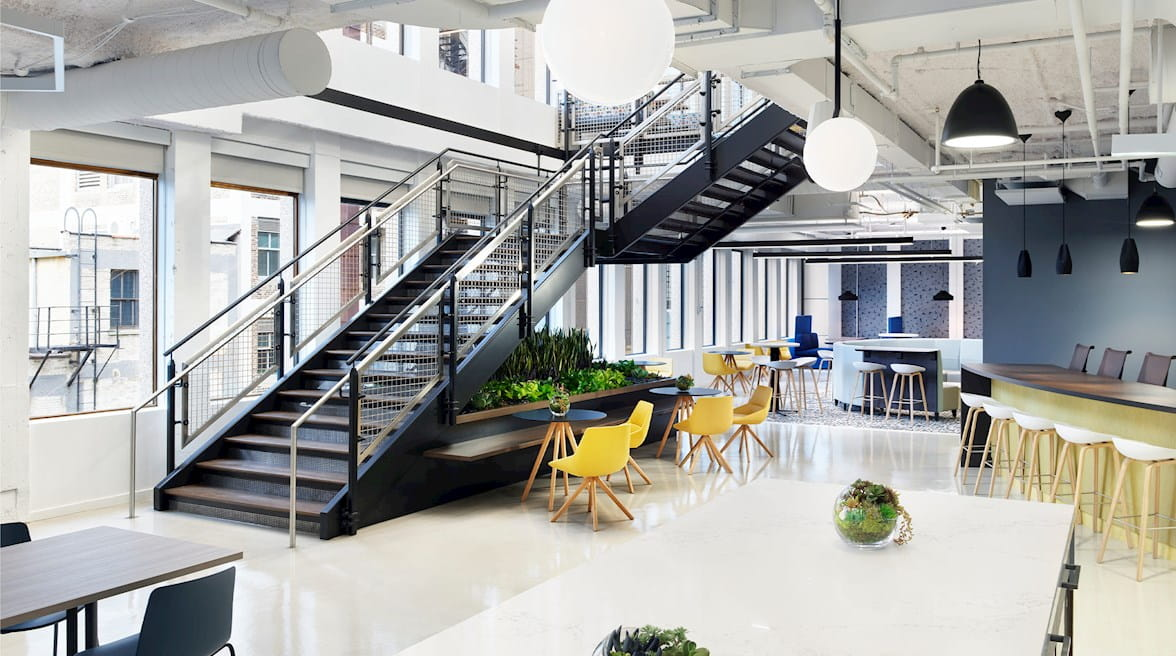 Why West Monroe is keeping our office spaces